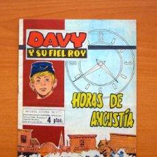 Tebeos: RIN TIN TIN (DAVY Y SU FIEL ROY) Nº 271 HORAS DE ANGUSTIA - EDITORIAL MARCO 1960. Lote 69330377
