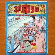 Tebeos: LA RISA 2ª EPOCA - Nº 117 EL METRO DEL MEDIODIA - EDITORIAL MARCO 1952. Lote 69331305