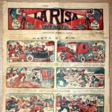 Tebeos: LA RISA (1936, MARCO) -INFANTIL- NÚM. 624 . Lote 75154023