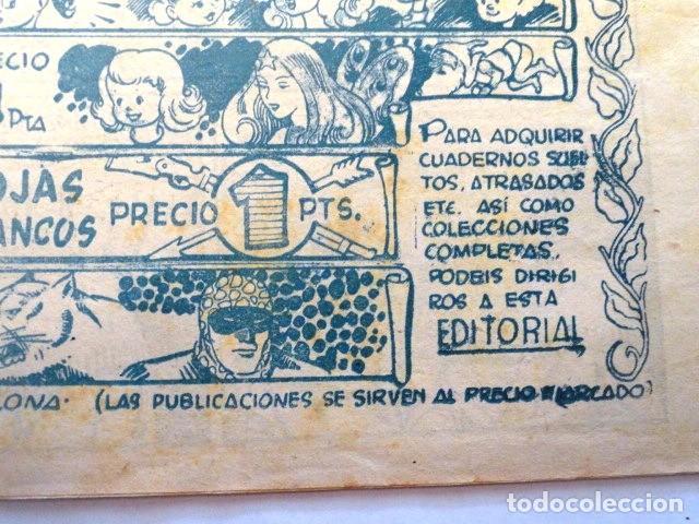Tebeos: COMIC EL PUMA, EL AMIGO DEL PUMA 2ª SERIE EDITORIAL MARCO Nº21 - Foto 7 - 77515613