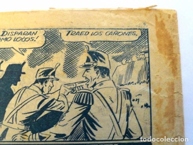 Tebeos: COMIC EL PUMA EN LA TRAMPA 2ª SERIE EDITORIAL MARCO Nº28 - Foto 7 - 77515889