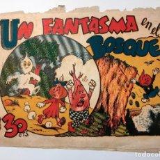 Tebeos: UN FANTASMA EN EL BOSQUE - ORIGINAL - EDICIONES MARCO - 30 CTS.. Lote 82040280