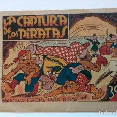 Tebeos: LA CAPTURA DE LOS PIRATAS - EDICIONES MARCO ORIGINAL 30 CTS.. Lote 82041256