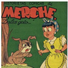 Tebeos: MERCHE Nº 47. MARCO. Lote 83268100