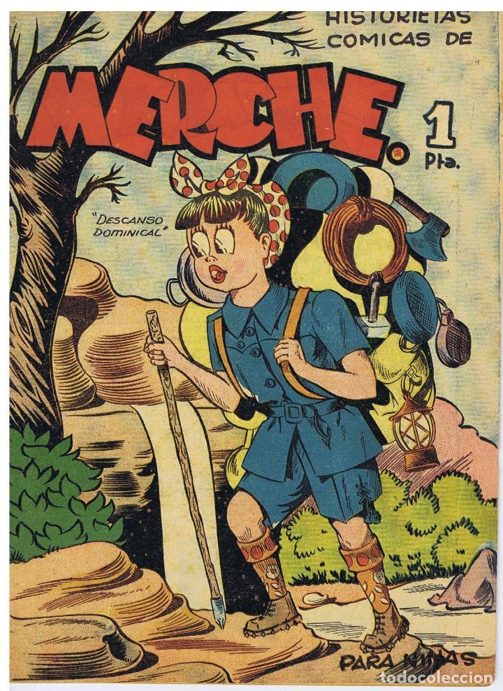 MERCHE Nº 48. MARCO (Tebeos y Comics - Marco - Otros)