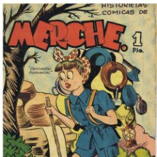 Tebeos: MERCHE Nº 48. MARCO. Lote 83268384