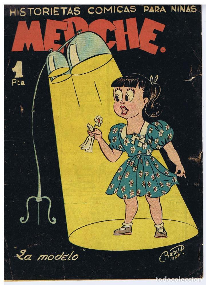 MERCHE Nº 59. MARCO (Tebeos y Comics - Marco - Otros)