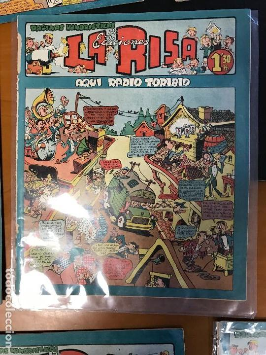 327 LA RISA Nº 25 (Tebeos y Comics - Marco - La Risa)