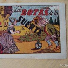 Tebeos: MARCO,- A CLASIFICAR, LAS BOTAS DE LA SUERTE DE JUAMAR . Lote 84438824