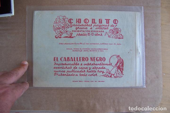 Tebeos: marco lote del puma de boixcar nº 1- 9 - 11 - 12-16 y el 5 sin contraportada - Foto 8 - 38780033