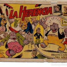 Tebeos: HIPO LA HERENCIA. COLECCION GRAFICA DE AVENTURAS. EDITORIAL MARCO. Lote 87347324
