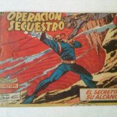 Tebeos: OPERACION SECUESTRO Nº 13-. MARCO -ORIGINAL POR ABRIR-. Lote 87752164