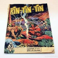 Tebeos: RIN TIN TIN - LUCHA EN LA COLINA - NUMERO 159 - AÑO 1958 - ORIGINAL. Lote 88851908