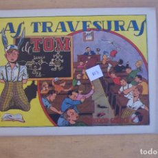 Tebeos: MARCO,- COLECCIÓN GRÁFICA UNIVERSO Nº 3, LAS TRAVESURAS DE TOM. Lote 89263152