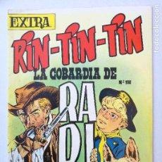 Tebeos: EXTRA RIN TIN TIN N° 196. Lote 89739804