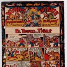Tebeos: MUNDO INFANTIL. BIBLIOTECA ESPECIAL PARA NIÑOS. 1 PTA. ORIGINAL. Lote 90640640