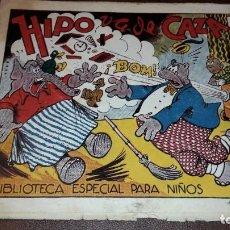 Tebeos: HIPO VA DE CAZA. Lote 90870810
