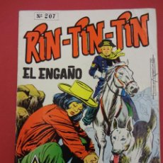 Tebeos: RIN-TIN-TIN. OLIVE HONTORIA. Nº 207. IMPECABLE. Lote 91743070