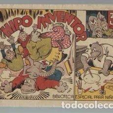 Tebeos: HIPO INVENTOR, 1942, . Lote 92843055