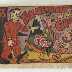 FRANKENSTEIN EN EL CIRCO, 1942, Editorial Marco, buen estado