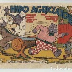 Tebeos: HIPO AGRICULTOR, 1942, EDITORIAL MARCO, LIGERAS SEÑALES USO. Lote 92869350