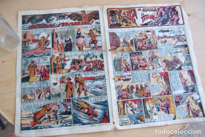MARCO,- EDICIONES LA RISA INFANTIL 40 CTS, CUATRO Nº DE 8 QUE SON (Tebeos y Comics - Marco - La Risa)