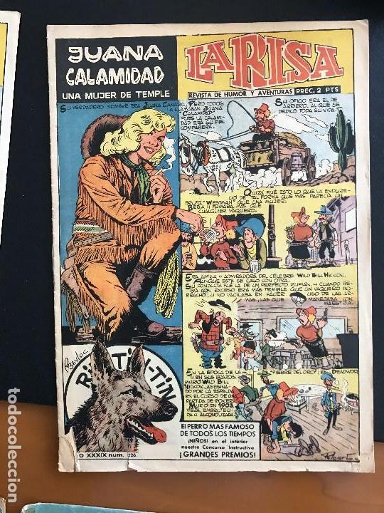 434 LA RISA 426 (Tebeos y Comics - Marco - La Risa)