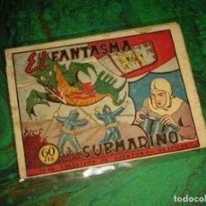 Tebeos: GRAN COLECCION DE AVENTURAS GRAFICAS (MARCO). EL FANTASMA SUBMARINO. Lote 94164235