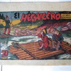 Tebeos: LOS NIÑOS AVENTUREROS - EL HECHICERO - MARCO 1946. Lote 94390242