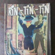 Tebeos: Nº 67 DE RIN-TIN-TIN DAVY Y SU FIEL ROY. EDITORIAL MARCO. 1962. Lote 94429502