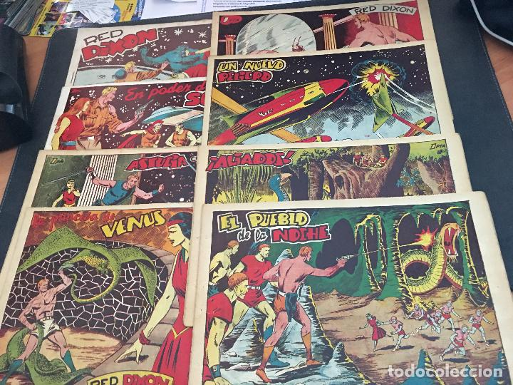RED DIXON PRIMERA SERIE COMPLETA. (ORIGINAL ED. MARCO) (COIB127) (Tebeos y Comics - Marco - Red Dixon)