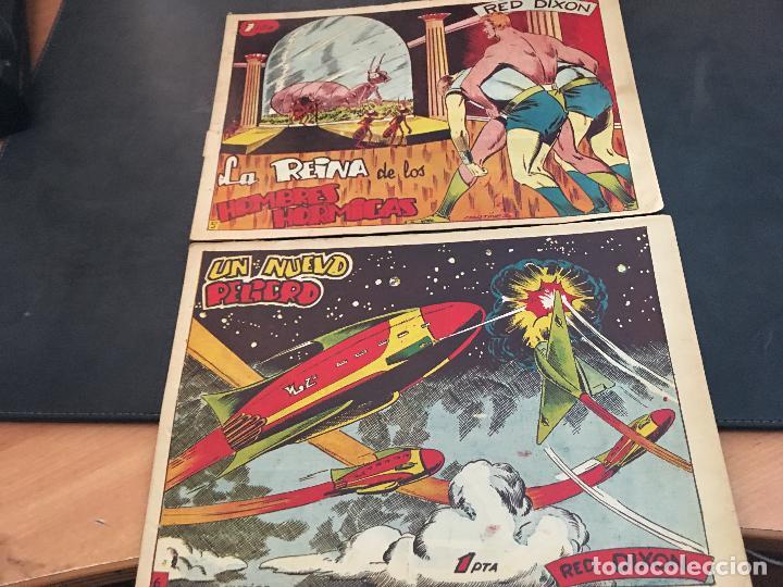 Tebeos: RED DIXON PRIMERA SERIE COMPLETA. (ORIGINAL ED. MARCO) (COIB127) - Foto 5 - 94970463