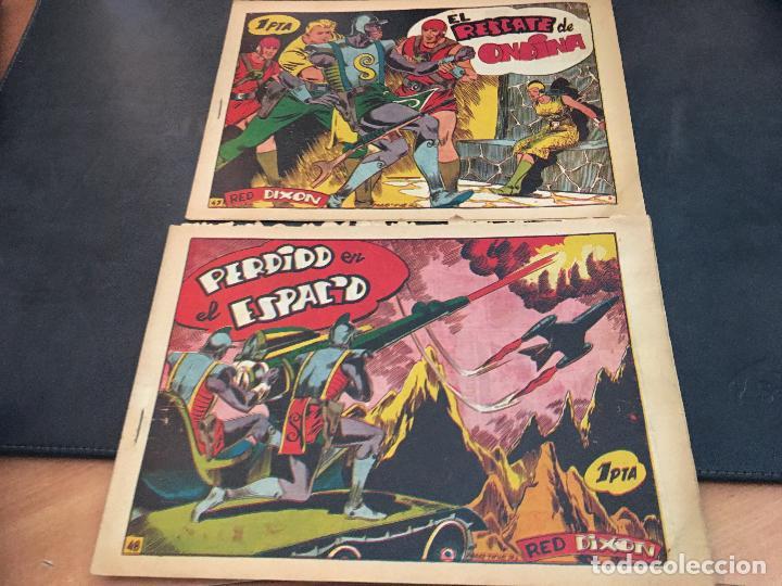 Tebeos: RED DIXON PRIMERA SERIE COMPLETA. (ORIGINAL ED. MARCO) (COIB127) - Foto 26 - 94970463