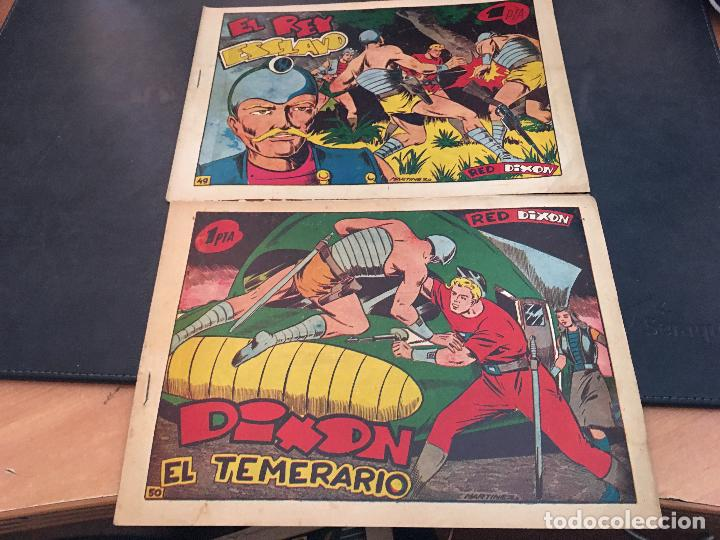 Tebeos: RED DIXON PRIMERA SERIE COMPLETA. (ORIGINAL ED. MARCO) (COIB127) - Foto 27 - 94970463
