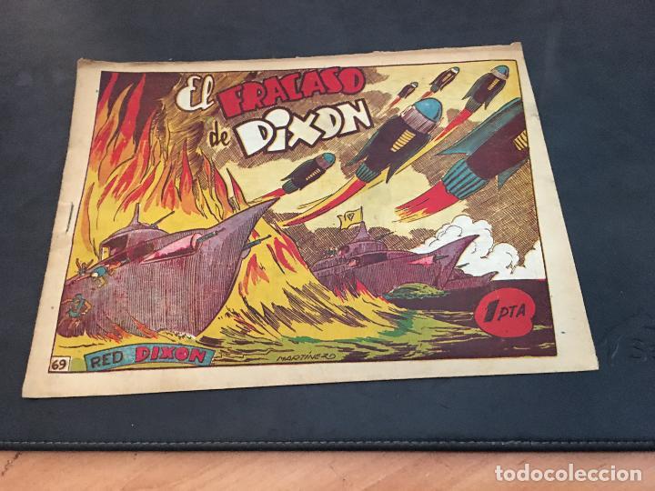 Tebeos: RED DIXON PRIMERA SERIE COMPLETA. (ORIGINAL ED. MARCO) (COIB127) - Foto 37 - 94970463