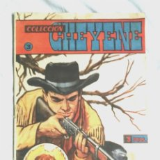 Tebeos: COLECCIÓN CHEYENE Nº 3 EDITORIAL MARCO AÑO 1959. Lote 95251811