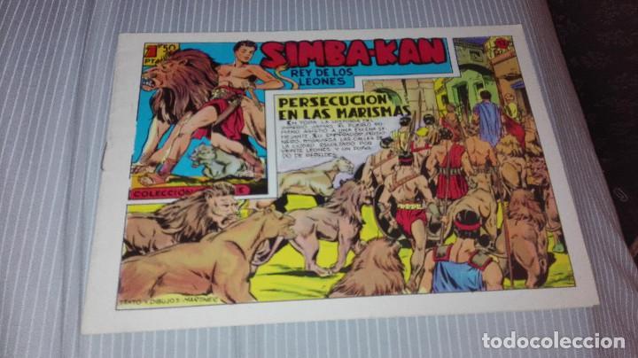 SIMBA-KAN Nº12 EDITORIAL MARCO REEDICCION (Tebeos y Comics - Marco - Otros)