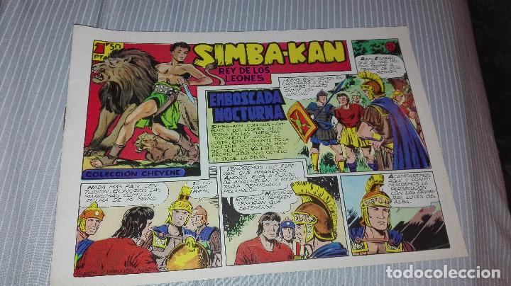 SIMBA-KAN Nº13 EDITORIAL MARCO REEDICCION (Tebeos y Comics - Marco - Otros)