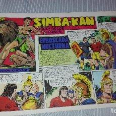 Tebeos: SIMBA-KAN Nº13 EDITORIAL MARCO REEDICCION. Lote 96129899
