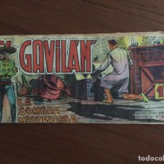Giornalini: EL GAVILAN NUMERO 3. ORIGINAL EDITORIAL MARCO 1959. Lote 96914387