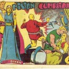 Tebeos: COMIC ORIGINAL RED DIXON 1ª SERIE EDITORIAL MARCO Nº70 ULTIMO DE LA COLECCION . Lote 113748995
