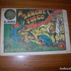 Tebeos: EL PUMA Nº 3 EDITA MARCO . Lote 98786835