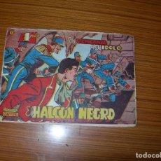 Tebeos: EL HALCON NEGRO Nº 5 EDITA MARCO . Lote 99454699