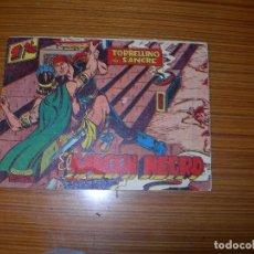 Tebeos: EL HALCON NEGRO Nº 17 EDITA MARCO . Lote 99455099