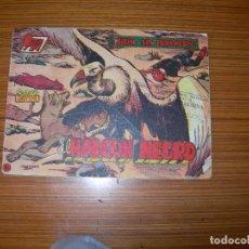 Tebeos: EL HALCON NEGRO Nº 16 EDITA MARCO . Lote 99455459