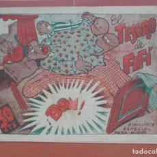 Tebeos: HIPO.BIBLIOTECA ESPECIAL PARA NIÑOS. EL TESORO DE FIFÍ .GRÁFICAS MARCO.ORIGINAL 30 CTS.. Lote 99667427