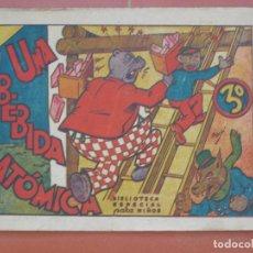 Tebeos: HIPO.BIBLIOTECA ESPECIAL PARA NIÑOS. UNA BEBIDA ATÓMICA .GRÁFICAS MARCO.ORIGINAL 30 CTS.. Lote 99668875