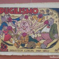 Tebeos: HIPO.BIBLIOTECA ESPECIAL PARA NIÑOS. PUGILISMO .GRÁFICAS MARCO.ORIGINAL 30 CTS.. Lote 99672459