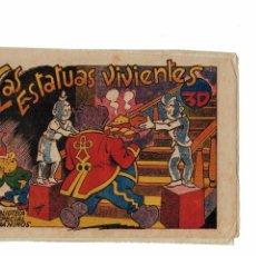 Tebeos: BIBLIOTECA ESPECIAL PARA NIÑOS -LAS ESTATUAS VIVIENTES- ORIGINAL.. Lote 103452215