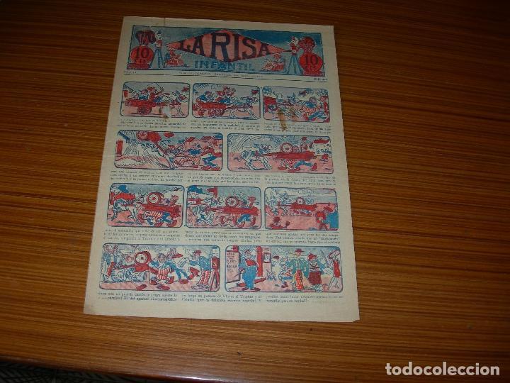 LA RISA INFANTIL Nº 303 EDITA MARCO (Tebeos y Comics - Marco - La Risa)